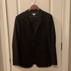 Men's Black Sport Jacket